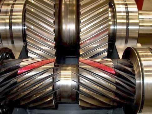 Fabricante de eixo pinhão bi-helicoidal